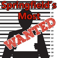 Springfield Police's Most Wanted (3/17/2016)